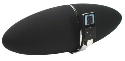 Обзор док-станции для iPod Bowers & Wilkins Zeppelin