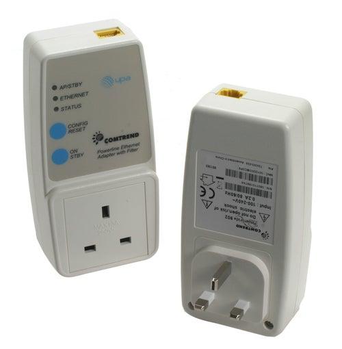 Обзор адаптеров Comtrend PowerGrid 902 Powerline Ethernet