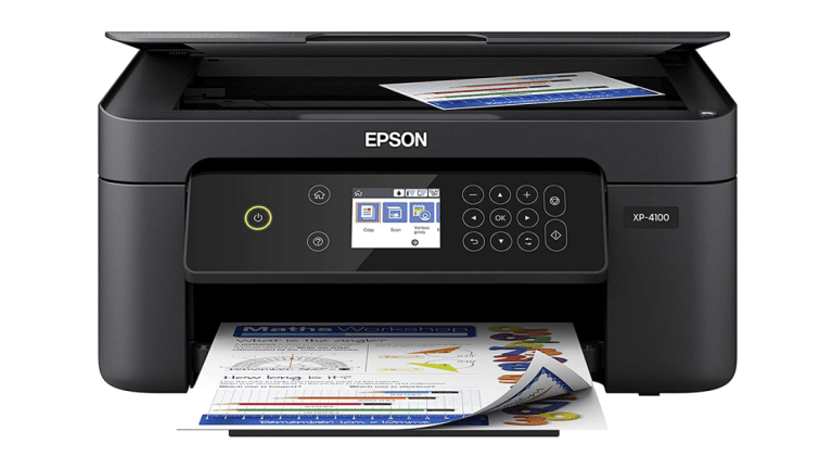 Обзор принтера Epson Expression Home XP-4100 Small-in-One