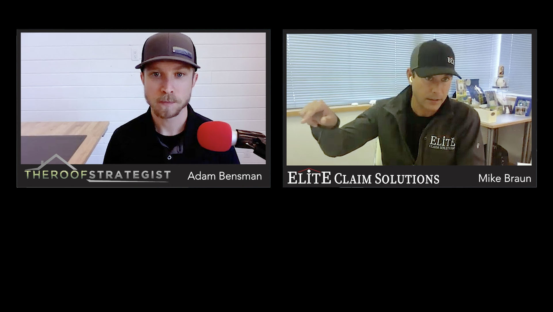 Elite owner was featured on the Roof Strategist's YouTube channel