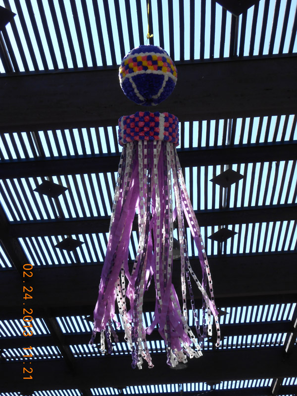Matsuri Hanging Decoration
