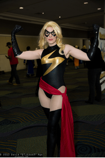 the venerable Ms. Marvel