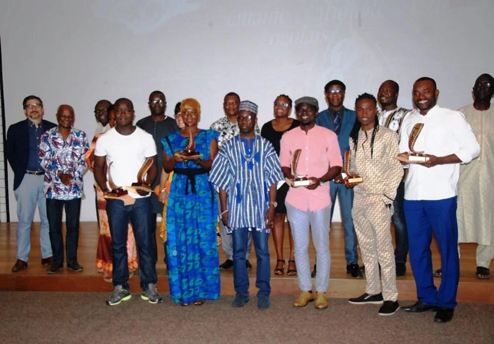 Deux lauréats sélectionnés à l'issue du concours dénommé « Sélection nationale CLAP-IVOIRE 2019» des films documentaires et fictions ont été primés