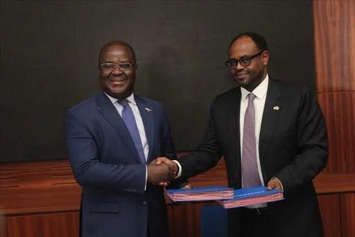 La BRVM signe avec AMCHAM CI un mémorandum pour promouvoir le Marché Financier Régional de l'UEMOA sur le marché américain