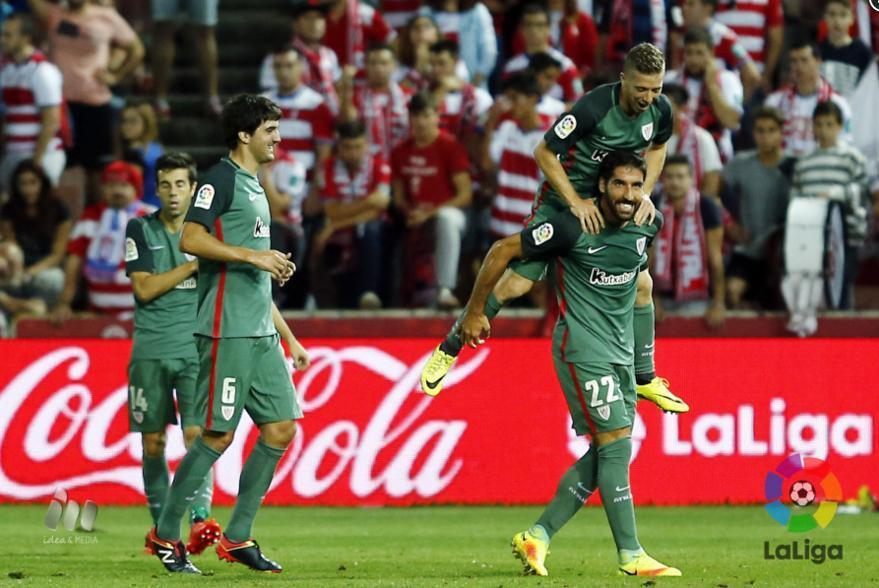 Raúl García jugará en Sevilla su partido 450 en Primera División