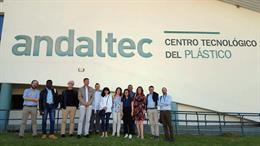 Andaltec acoge la reunión de seguimiento del proyecto europeo GraFood con investigadores de cuatro países