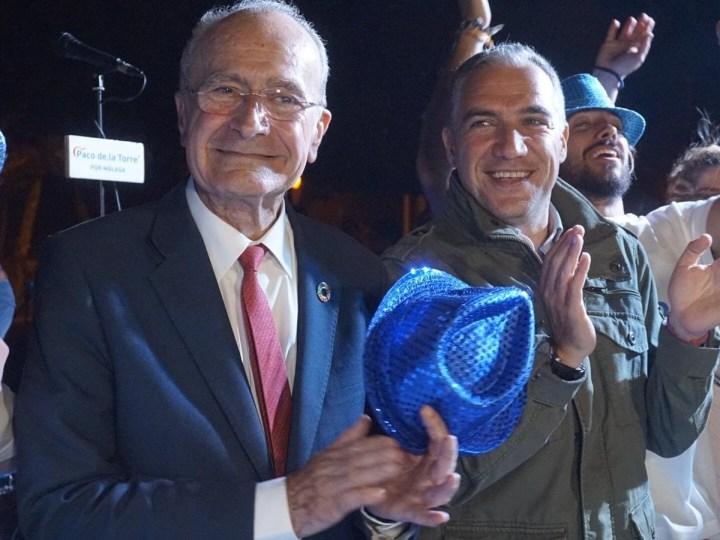 """De la Torre (PP): """"consolidar entre todos la gran transformación de Málaga"""""""