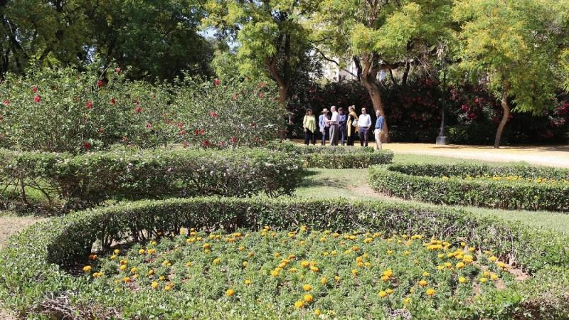 El Ayuntamiento inicia una  fase de actuaciones en el Parque Amate.