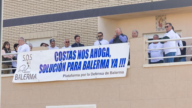 Obras para regenerar la playa y reparar el paseo de Balerma