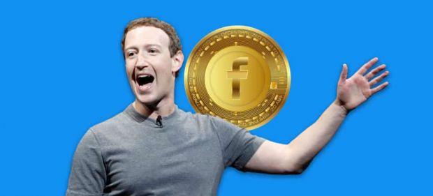 """Crypto se acerca el """"dinero"""" de Facebook"""