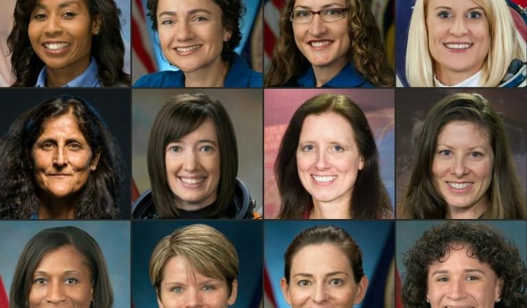 ¿Quién será la primera mujer en pisar la Luna?
