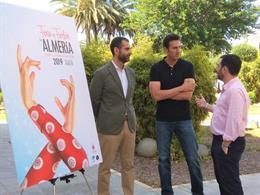 Unas manos flamencas de mujer anunciarán la Feria de Almería 2019.
