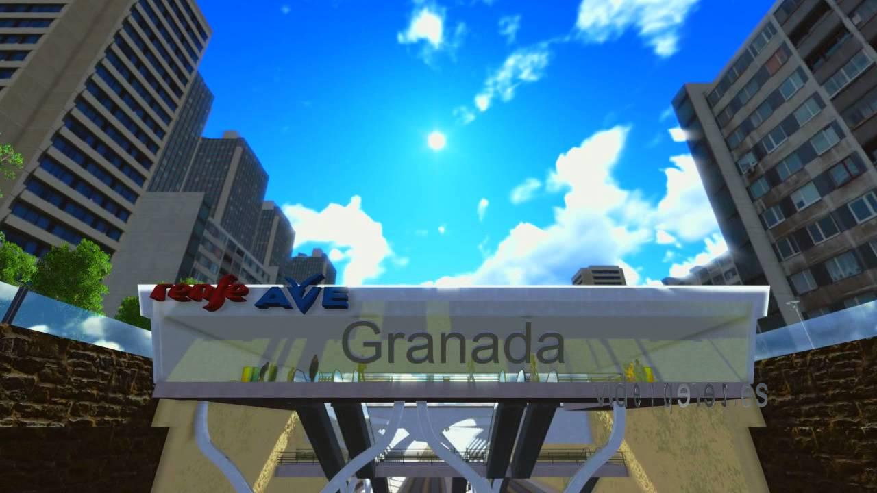 Granada conectará por AVE con Málaga y Sevilla el último cuatrimestre de 2019