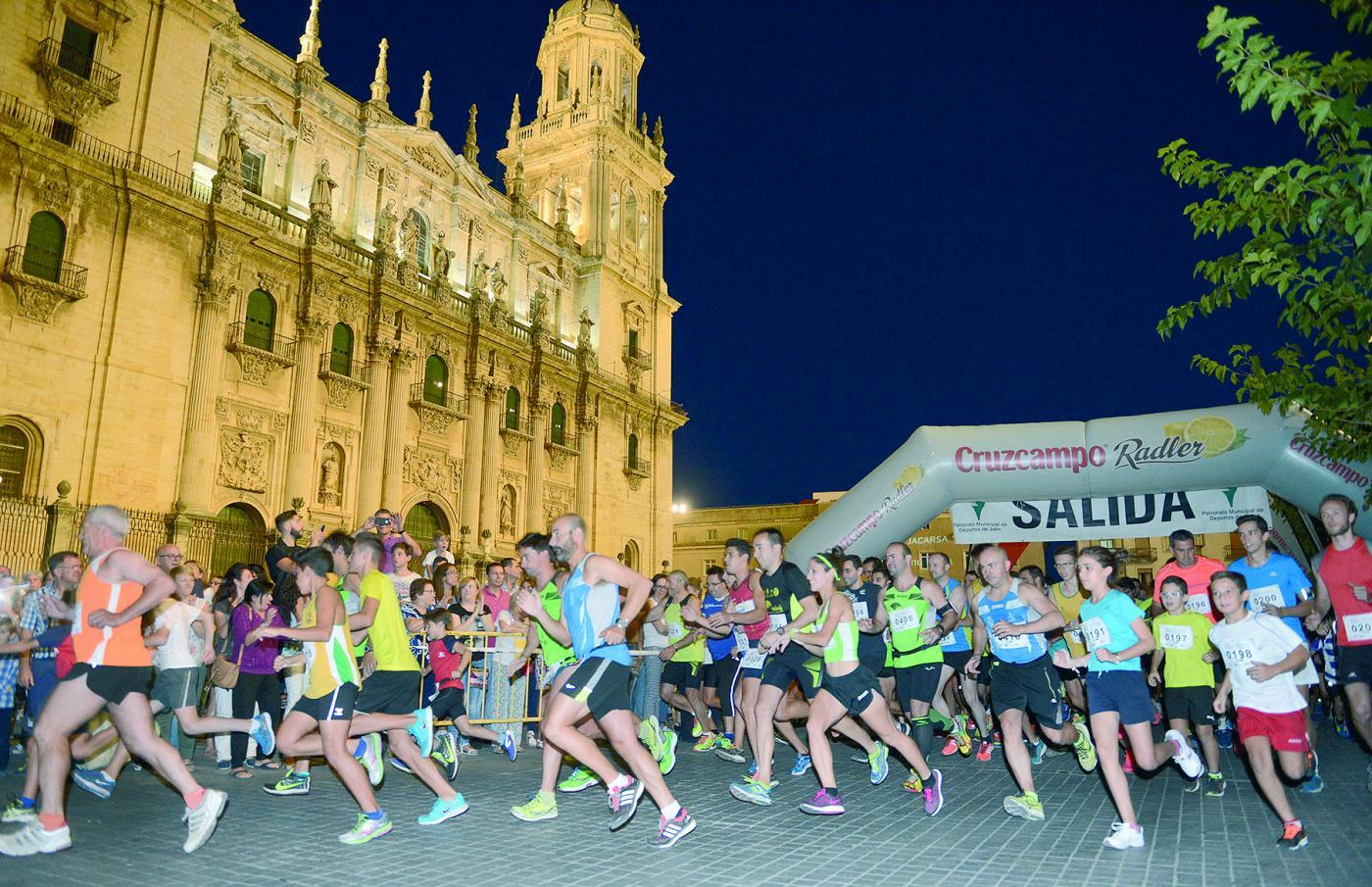 Suspendidas las carreras populares en Sevilla