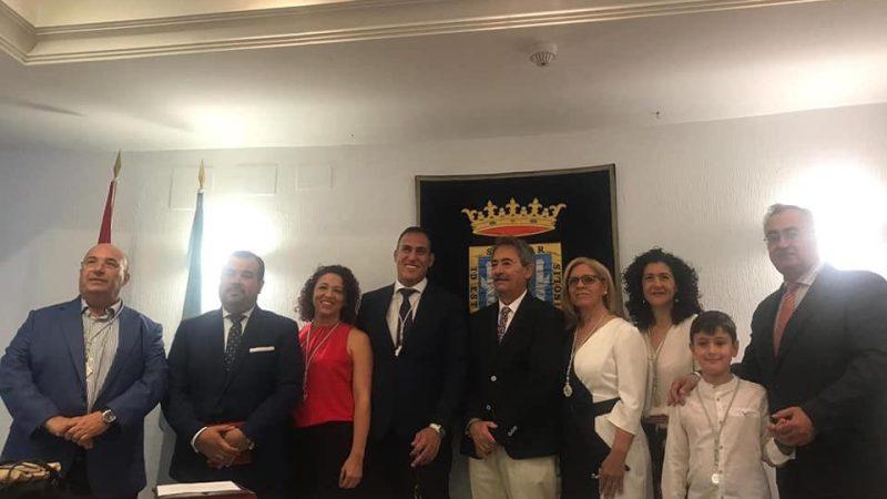 Eustaquio Castaño nombrado Alcalde de Sanlúcar la Mayor.