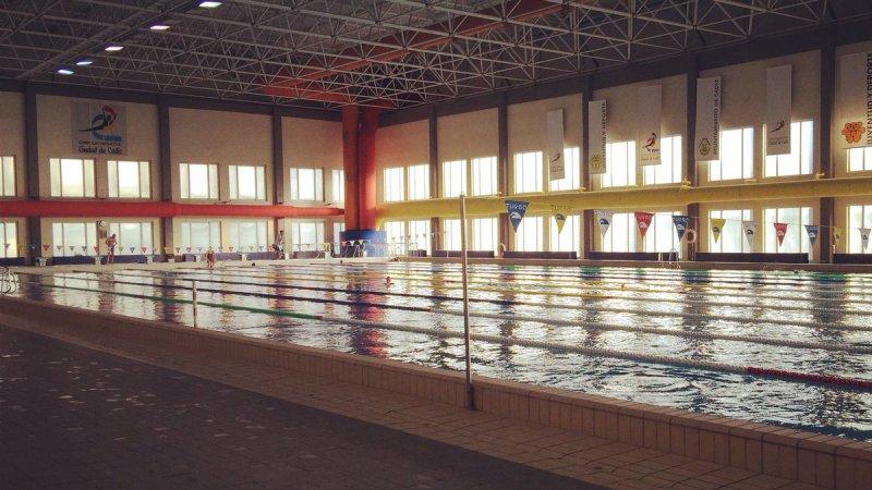 La zona de piscinas del complejo Ciudad de Cádiz cerrará el 1 de agosto
