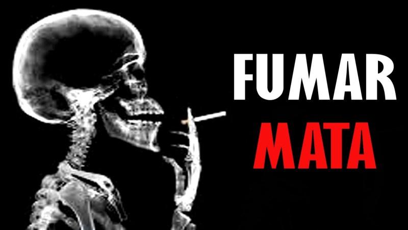 Fumar mata: los peligros del tabaco