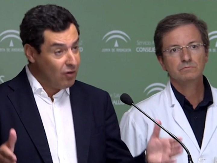 Moreno preside hoy el Comité Territorial de Alertas para decidir si flexibiliza las restricciones en Andalucía
