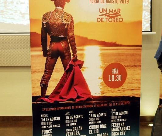 Feria Malaga: Manzanares hace el toreo y Cayetano corta tres amables orejas