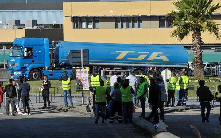 Desconvocada huelga del transporte de Portugal