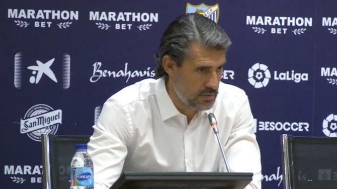 El Málaga con problemas por el límite salarial