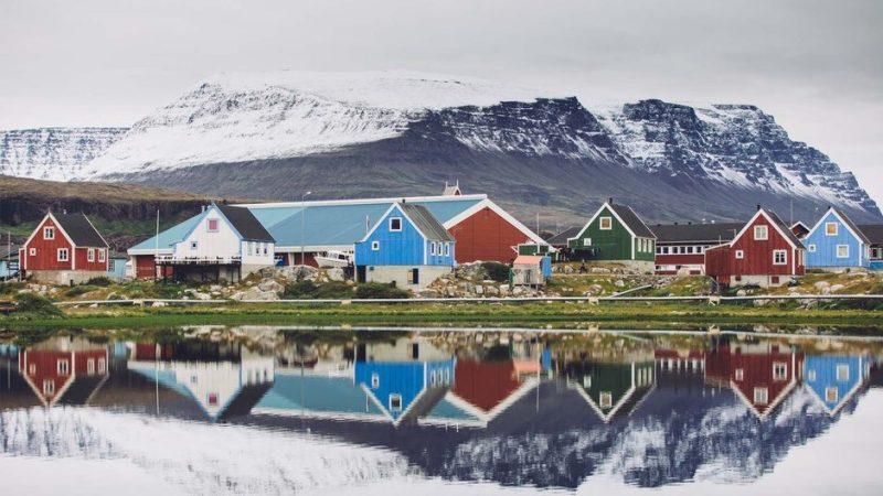 Trump: Groenlandia no se vende