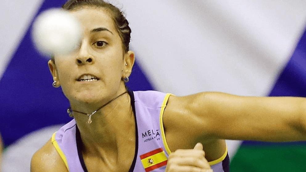 Carolina Marín, hacia los cuartos de final del Abierto de China