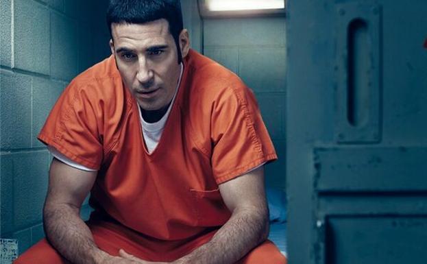 Miguel Ángel Silvestre en 'En el corredor de la muerte'