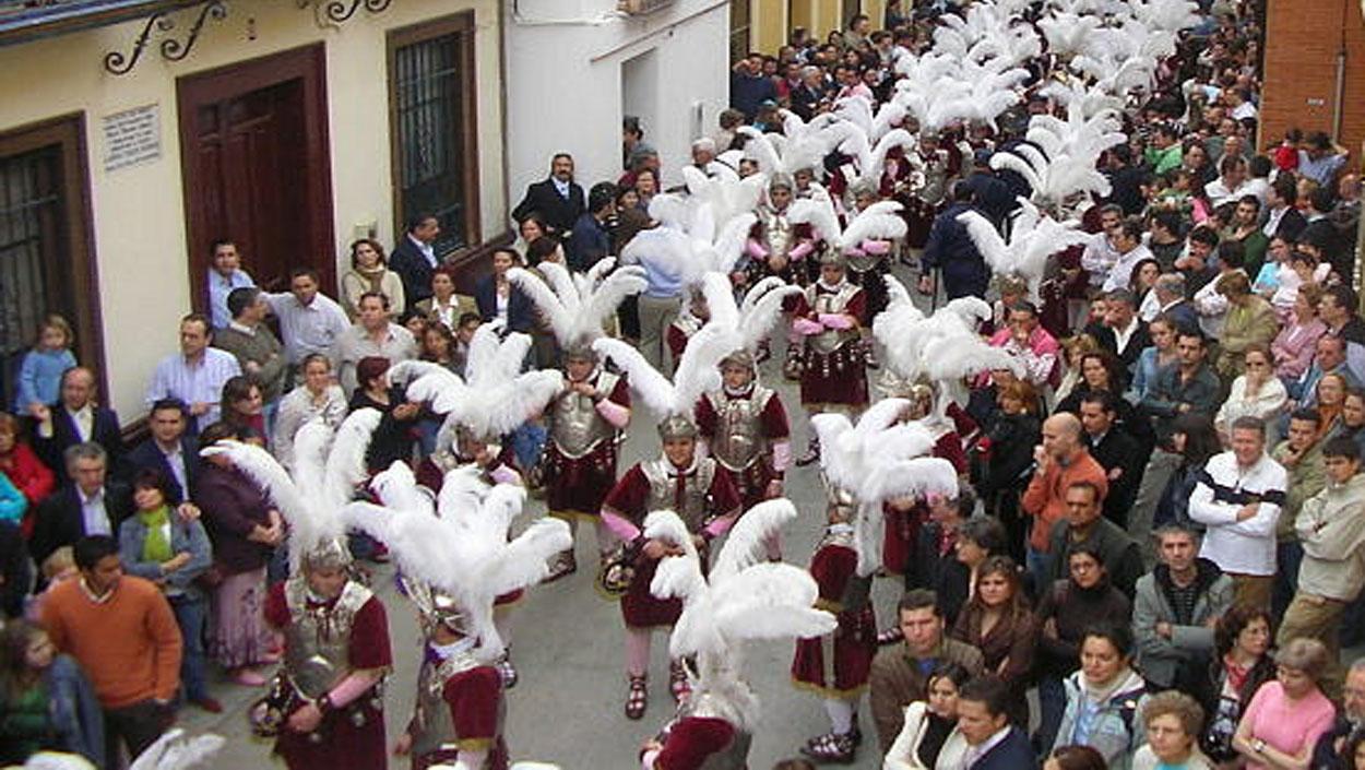 Los otros 'armaos' -Centuria- de Sevilla
