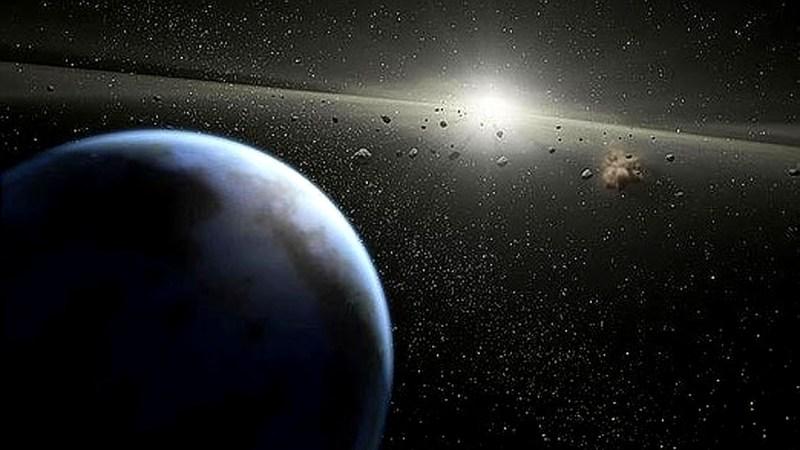 Detectan grandes cantidades de oxígeno en la atmósfera de una estrella primitiva