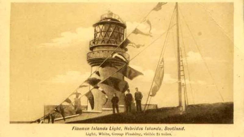 El inquietante misterio de la Isla Flannan