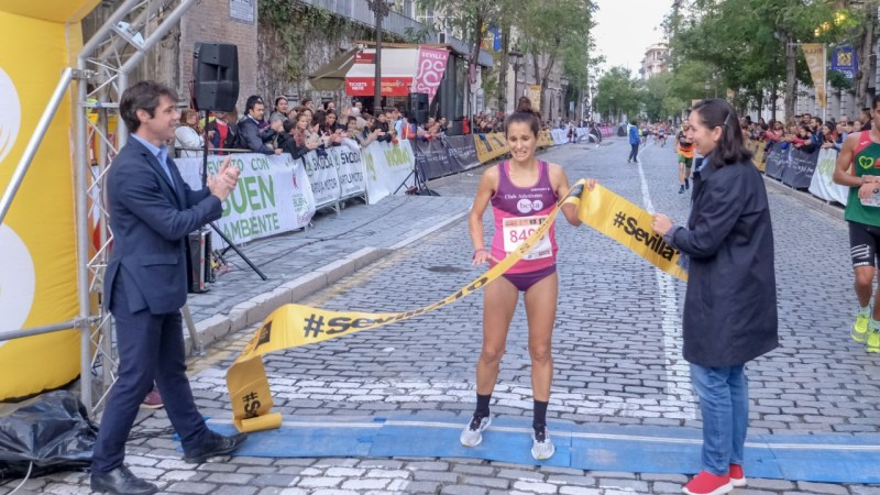 La Carrera Popular del Casco Antiguo alcanza los 10.500 corredores