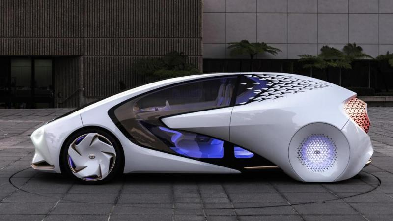 "Toyota presenta su prototipo ""LQ"" dotado de control de voz"