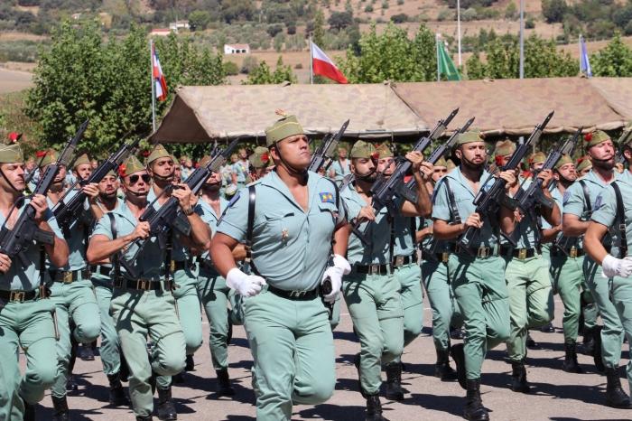 La legión de Ronda aportará unos 120 efectivos a la misión en Mali
