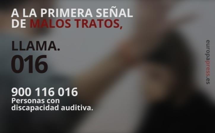 IAM atiende a 414 mujeres y menores en centros de acogida para víctimas de violencia de género hasta septiembre