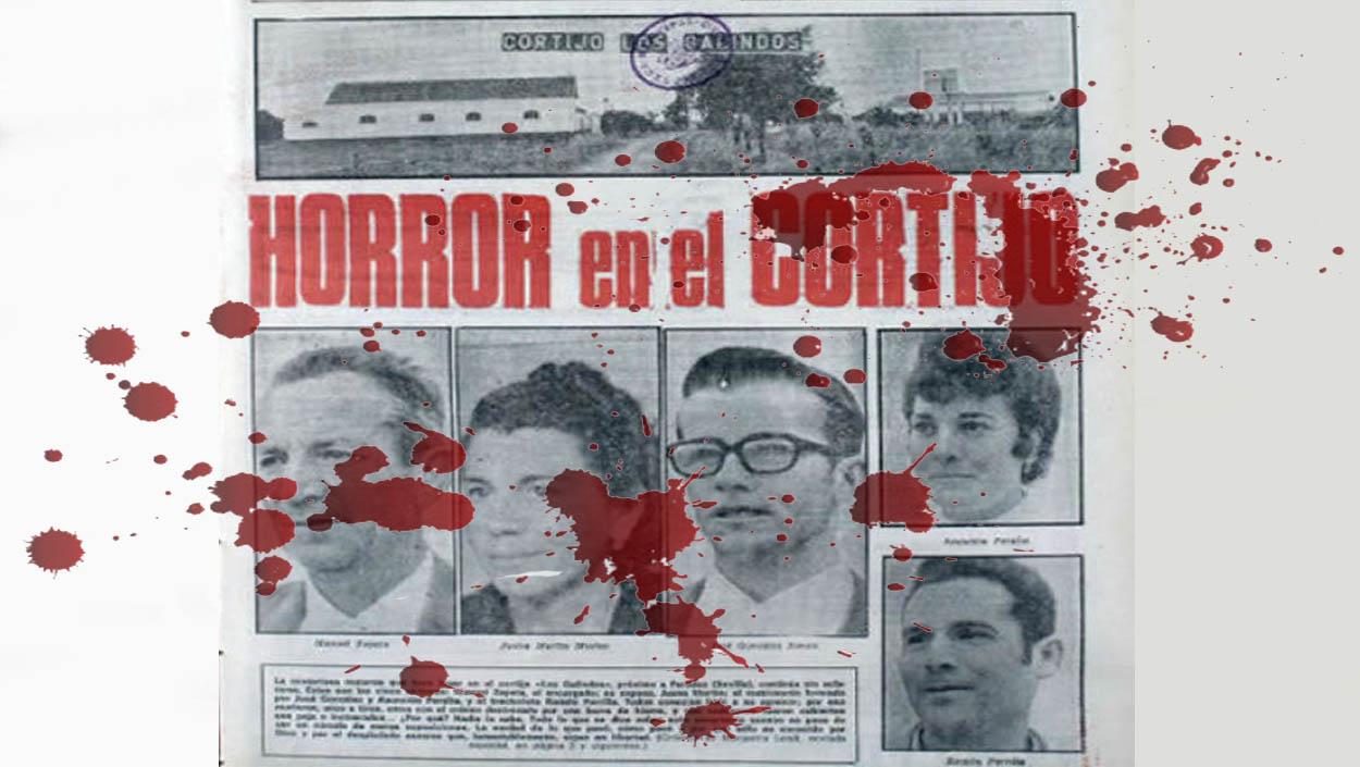 Historia del asesinato múltiple en 'Los Galindos'