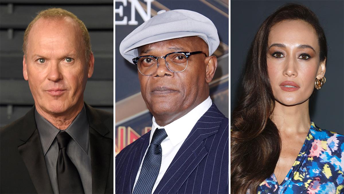 Samuel L. Jackson, Michael Keaton y Maggie Q juntos en un thriller de acción