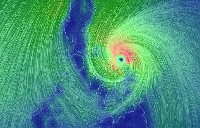 El ciclón 'catastrófico' Tisoy arrasa Filipinas y deja 17 muertos y cuantiosos daños