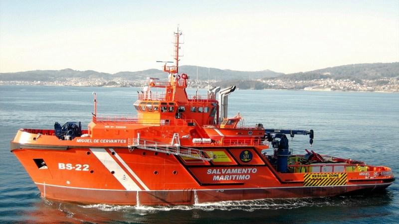 Más de 200 migrantes rescatados en el Estrecho durante el fin de semana