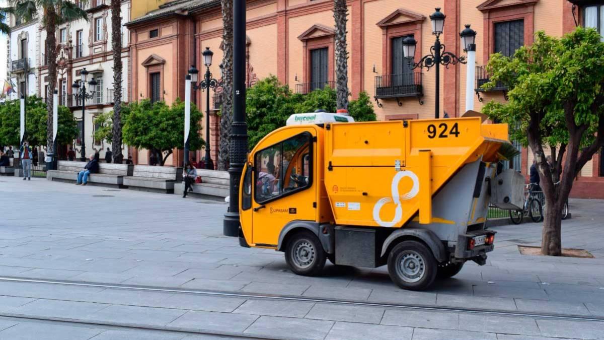 Sevilla Futura lanza  un reto para que emprendedores y empresas trabajen en soluciones tecnológicas que mejoren la recogida selectiva de residuos de Lipasam