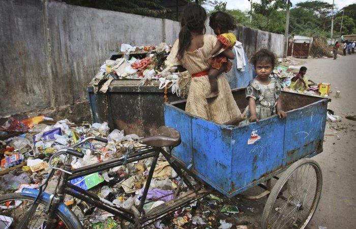 """Uno de cada cuatro niños que nacen en el mundo son """"invisibles"""""""