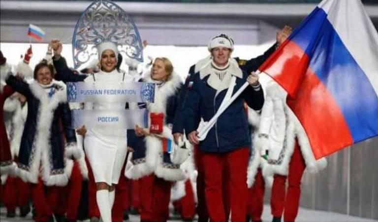 Apartan a Rusia de los JJOO y de otras competiciones importantes durante 4 años por el escándalo del dopaje