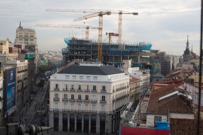 Se anula la orden del equipo de Carmena para evitar convertir edificios residenciales en hoteles