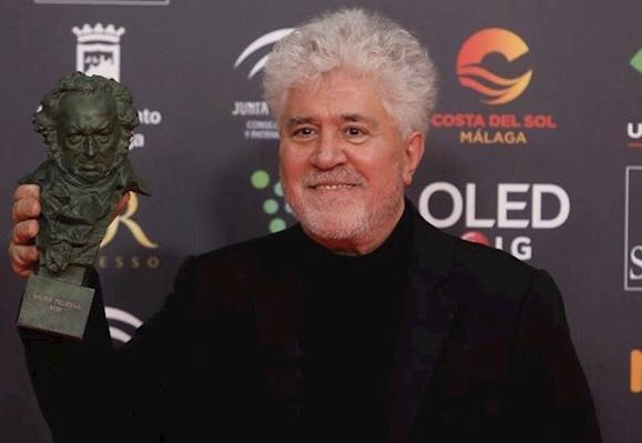 'Dolor y gloria' se impone con siete premios Goya