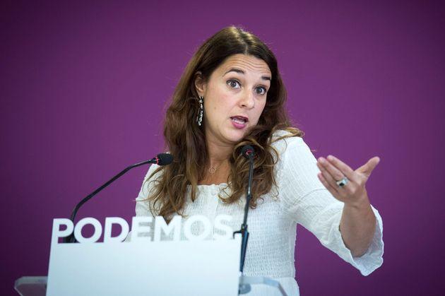 La gaditana Noelia Vera será secretaria de Estado de Igualdad del Gobierno
