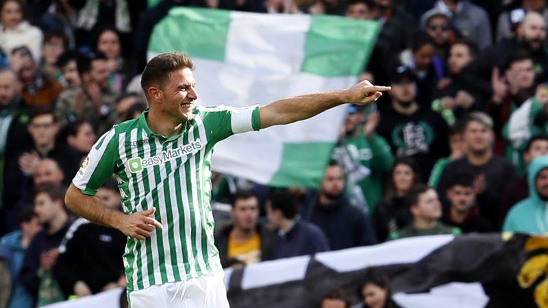 3-0. El Betis inicia bien el camino hacia Europa ante una irreconocible Real