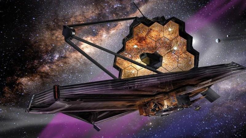 El telescopio espacial 'James Webb' y el 'viaje' al pasado del Universo