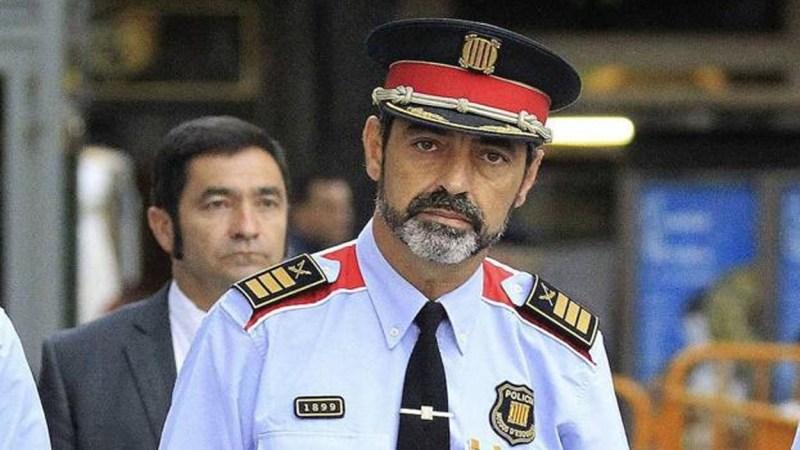 Comienza el juicio a José Luis Trapero por su papel, como Mayor de los Mossos, en el 'procés'