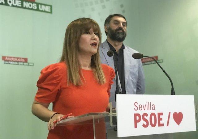 """Verónica Pérez ve """"irrelevantes"""" las dimisiones de 4 miembros de su Ejecutiva"""