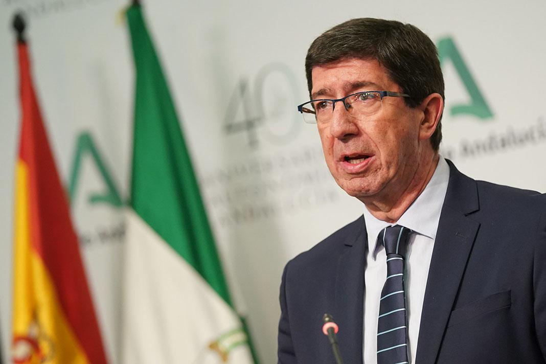 Andalucía no prevé paralizar la vacunación con AstraZeneca tras el anuncio de Castilla y León